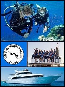 Livaboard DMV duikopleidingen Sittard