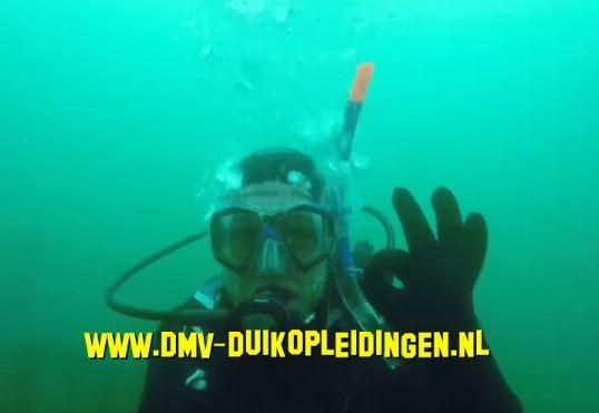 Een nieuwe PADI Open Water Diver